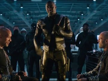 Primer tráiler de 'Hobbs and Shaw', spin-off de 'Fast and Furious' con Dwayne Johnson y Jason Statham