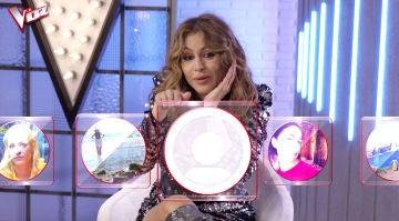 """Paulina Rubio responde a las preguntas de los fans de 'La Voz': """"Como en el amor, no voy a tener estrategias"""""""