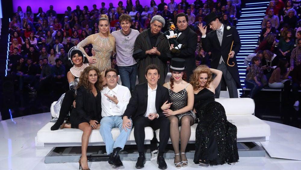 Semifinal 'Tu cara me suena 7'