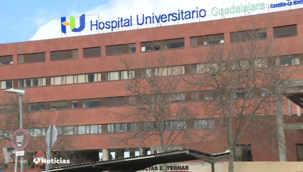 Hospital universitario Guadalajara