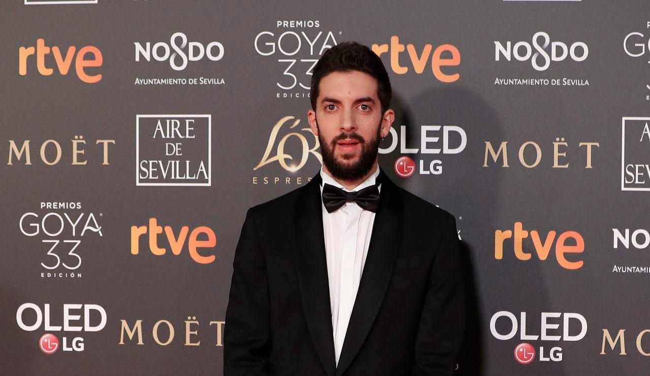 El presentador David Broncano