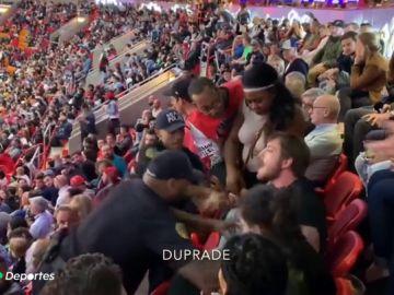 Un español se enfrenta a diez años de cárcel después de ser arrestado durante un partido de NBA