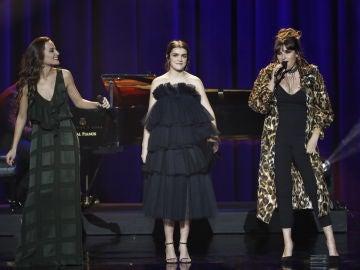 Amaia Romero, Judit Neddermann y Rozalén actúan en los Goya
