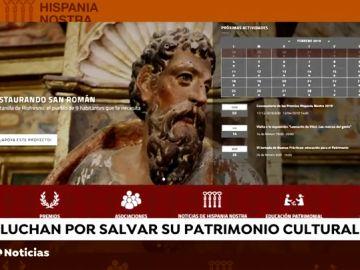 Una aldea de Burgos pide ayuda para salvar el histórico retablo de su parroquia