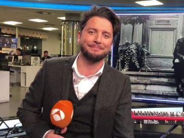 Manuel Carrasco en Antena 3 Noticias