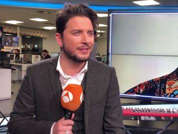 Entrevista exclusiva a Manuel Carrasco en la web