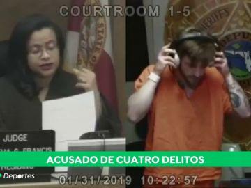 Adrián Mato, el español que se enfrenta a diez años de cárcel por una trifulca en un partido de la NBA