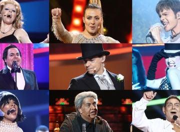 ¡Vota por la mejor actuación de la semifinal de 'Tu cara me suena'!