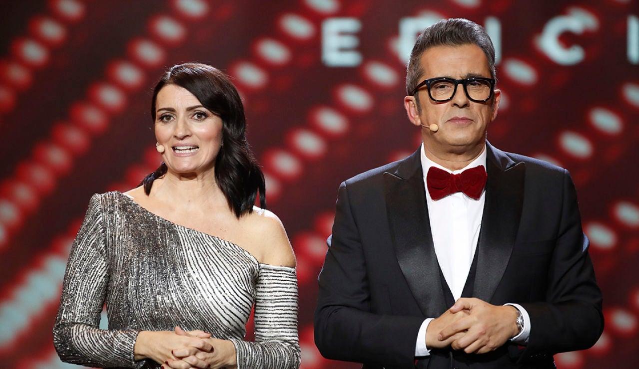 Premios Goya 2020: Silvia Abril y Andreu Buenafuente, los presentadores de la gala