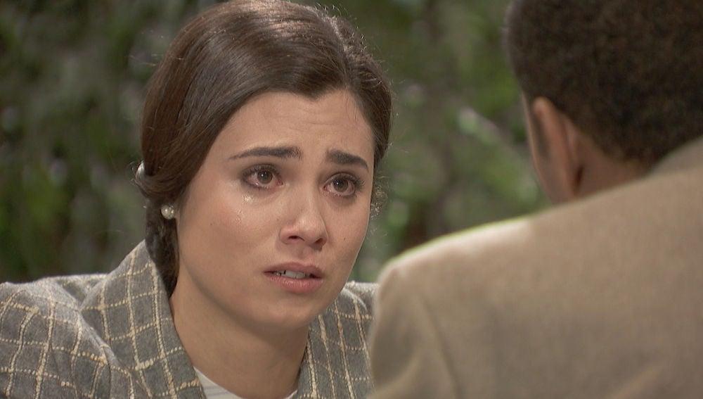 """María, a Roberto: """"Te mereces a alguien que te quiera con todo su ser"""""""