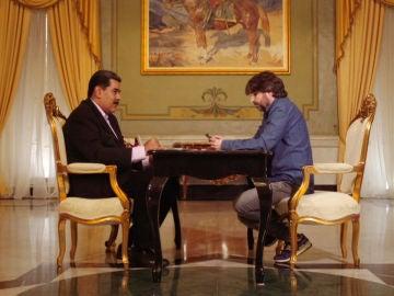 Entrevista de Jordi Évole a Maduro en 'Salvados'