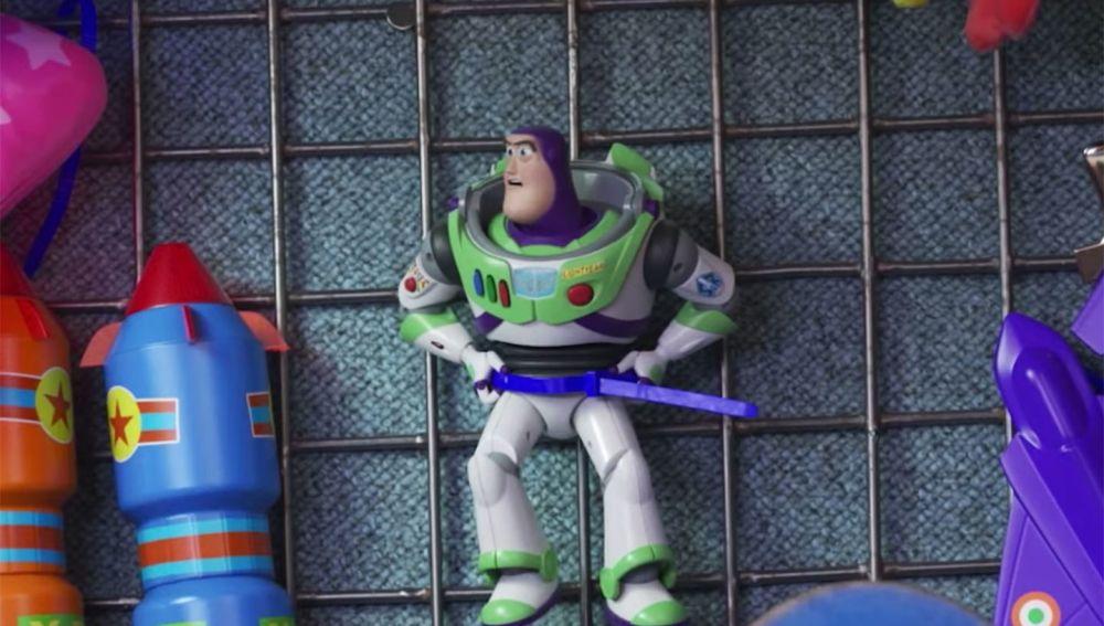 Buzz Lightyear en 'Toy Story 4'