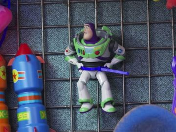 Buzz Lightyear en 'Toy Story 4'