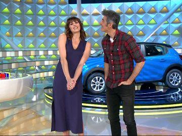 "Jorge Fernández y Laura Moure: ""Nos queremos mucho"""