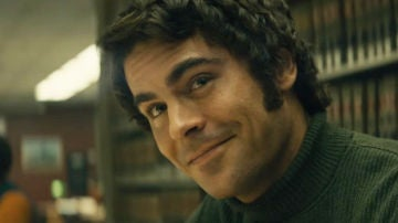 Zac Efron como Ted Bundy