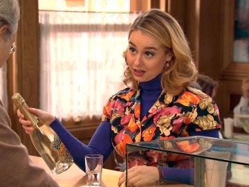 Luisita sorprenderá a Amelia con una cena especial