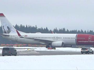 Falsa alarma en la evacuación de un avión con 169 pasajeros en Estocolmo