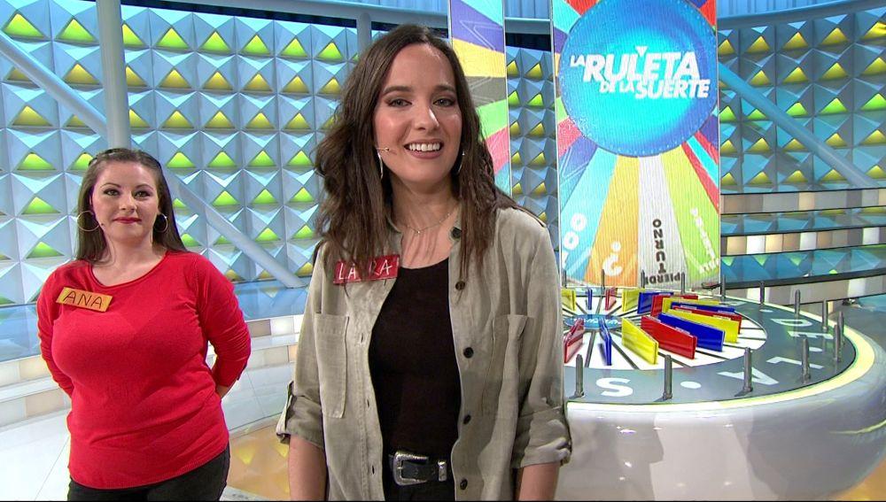 Laura, la concursante de 'La Ruleta de la suerte' que imita a los animales