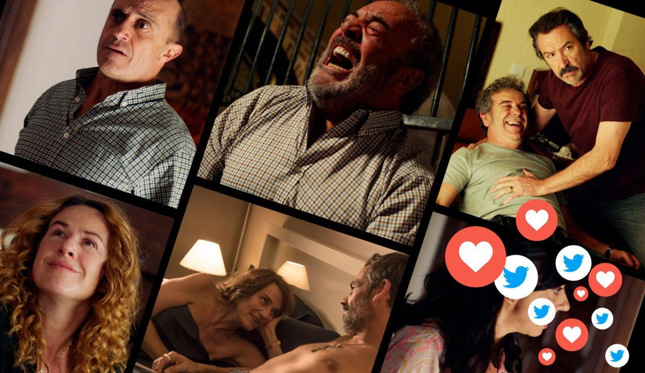 """El capítulo 5 de 'Matadero' incendia las redes sociales con una imparable Almudena: """"¿Es la serie española revelación? Yo diría que sí, dudo que este año veamos una mejor"""""""