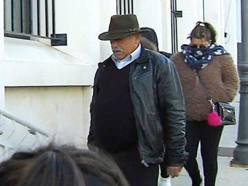 Manuel Montoya, padre del autor confeso de la muerte de la joven zamorana Laura Luelmo