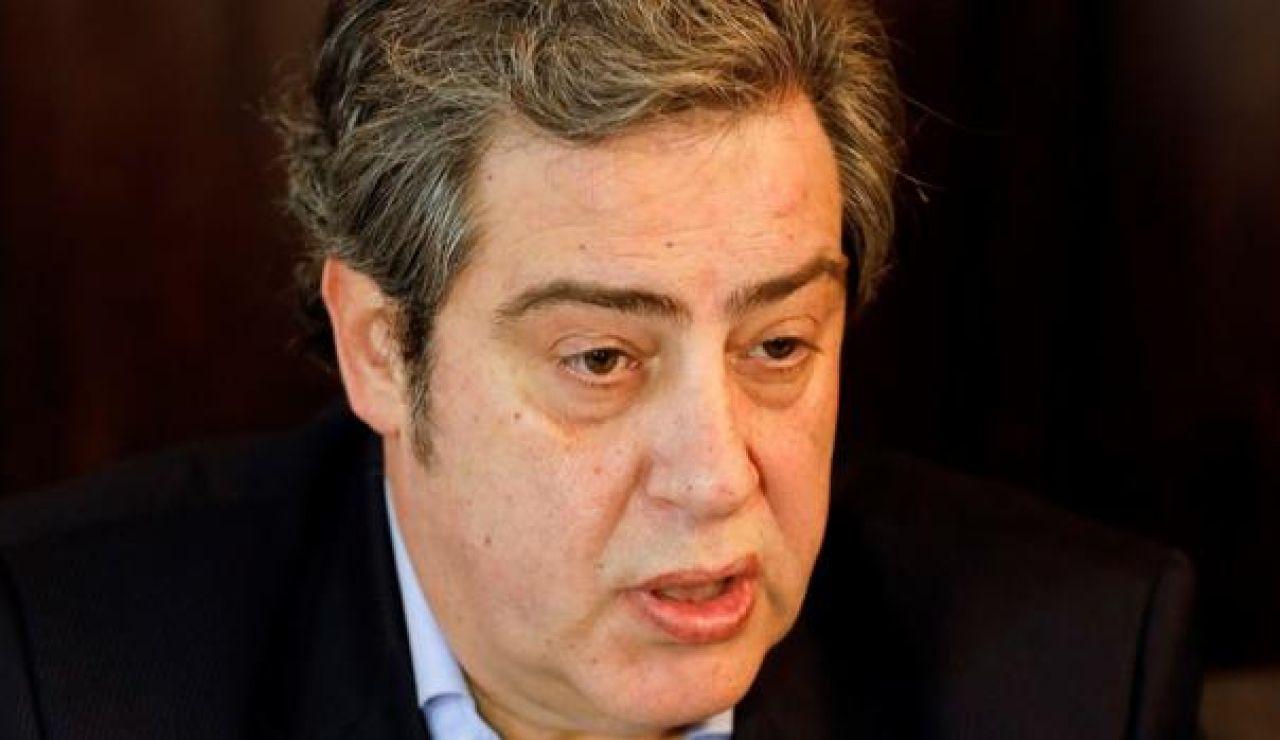 El presidente de Vox en Valencia, José María Llanos