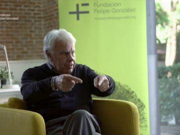 "Felipe González: ""Estamos entrando en un aquelarre que España no se merece"""