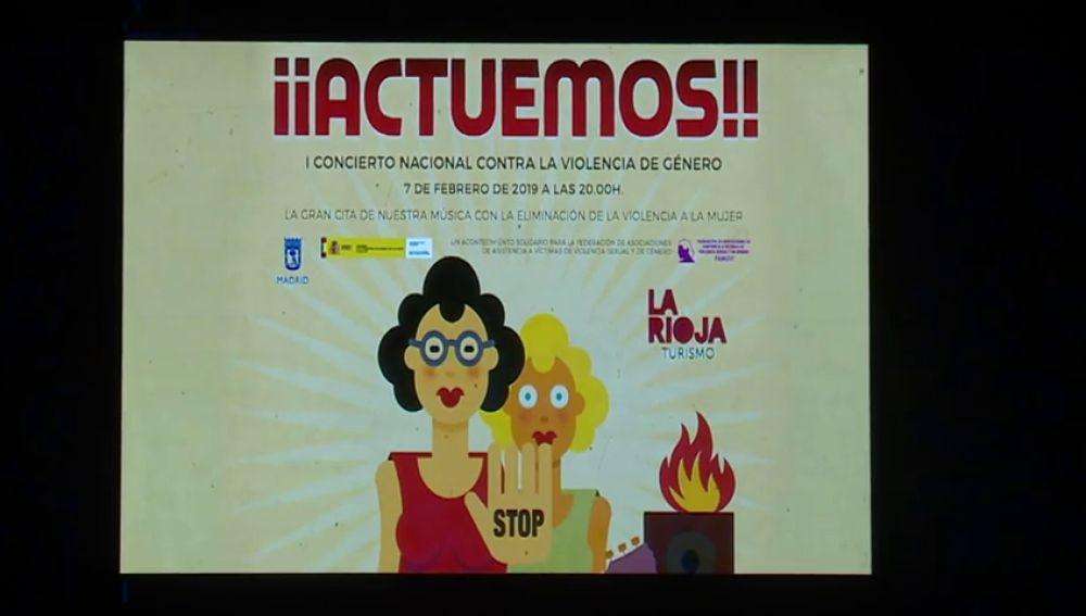 Rozalén, Amaral o Victor Manuel, entre las voces que se han sumado para luchar contra la violencia de género