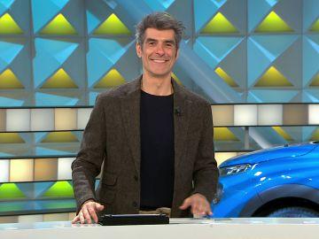 Jorge Fernández, el 'Doctor Amor' de 'La Ruleta de la suerte'