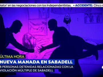 'La Manada de Sabadell'