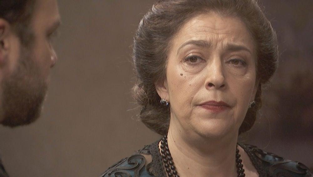 """Francisca, sobre María: """"Roberto no le es indiferente"""""""