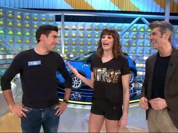 Jorge Fernández regaña a un concursante cuando le dice en qué gastaría su premio