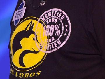 Alberto Sanfrutos, certificado como un auténtico miembro de 'Los Lobos'