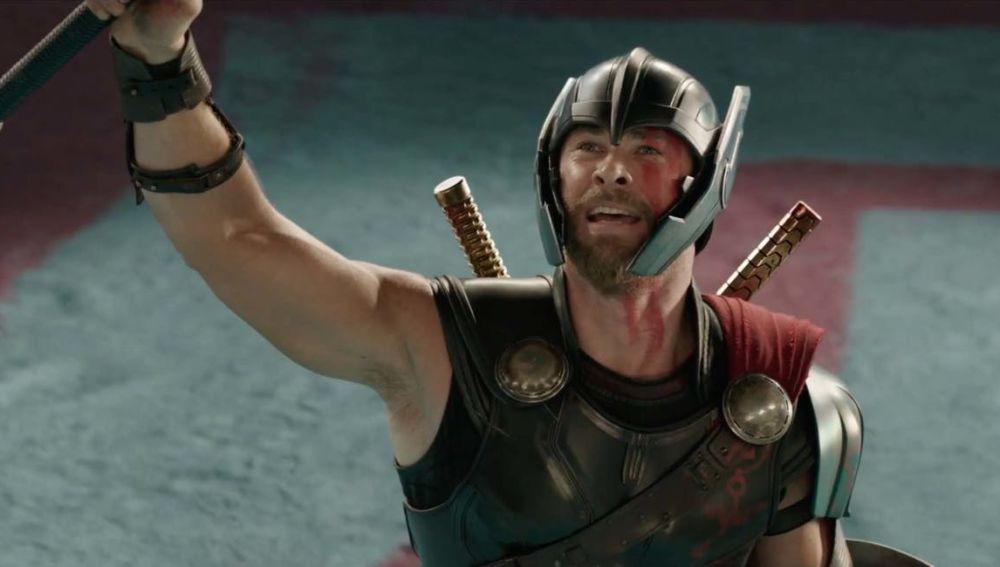 Chris Hemsworth en 'Vengadores: Infinity War'