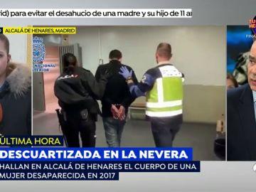 La joven de 22 años descuartizada y congelada por su novio había desaparecido hace más de un año pero su madre no denunció hasta el pasado diciembre