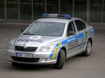 Policía República Checa