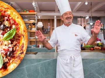 Celebra el 'Día Mundial de la Pizza' con las mejores recetas de pizzas de 'Karlos Arguiñano en tu cocina'