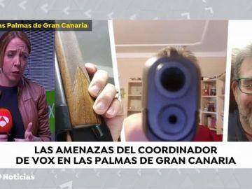 VOX PISTOLERO CANARIAS