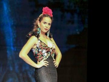 Gloria Camila vuelve a subirse a la pasarela