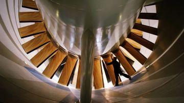 Túnel de viento de la NASA