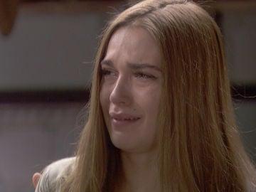 Julieta, destrozada tras haber perdido para siempre a Fe