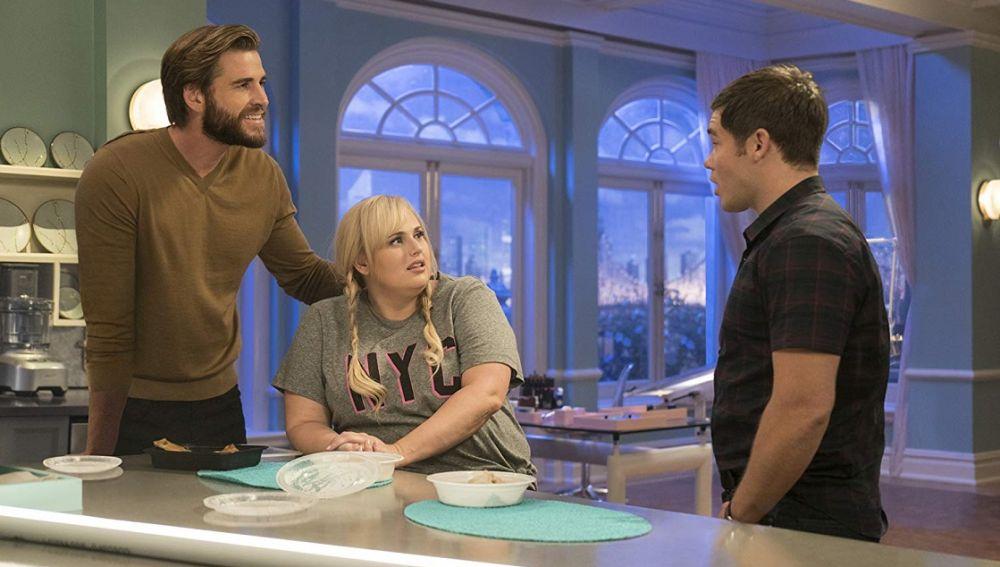 '¿No es romántico?', con Rebel Wilson, Liam Hemsworth y Adam DeVine