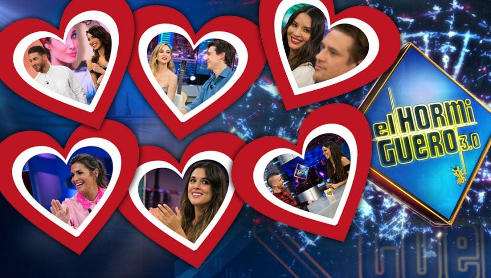 Revive los momentos más románticos de 'El Hormiguero 3.0' por el día de San Valentín