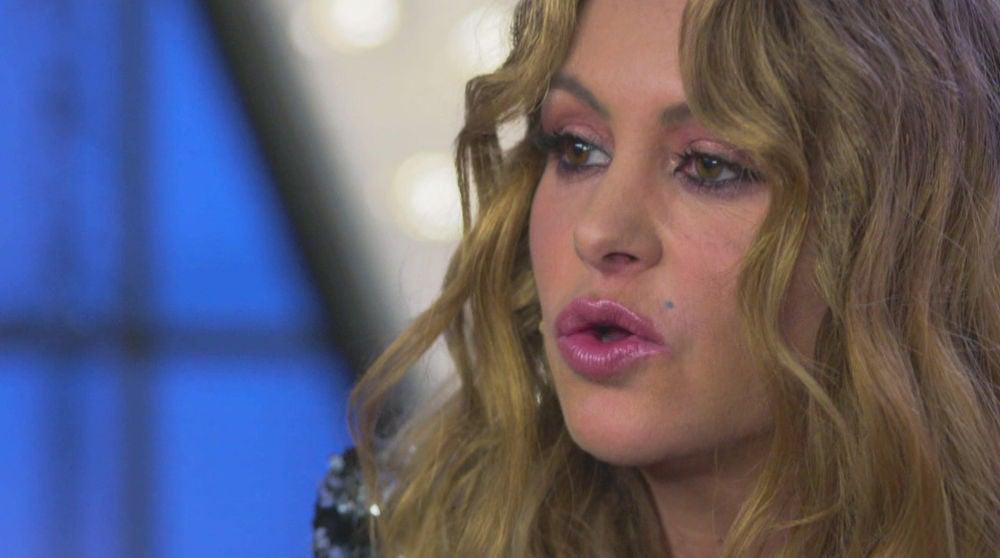 Paulina Rubio, ante las últimas 'Audiciones a ciegas' de 'La Voz'