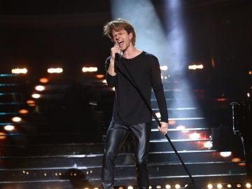 Vídeo actuación Jordi Coll como Bon Jovi