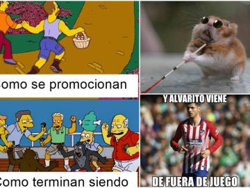 Memes del Atlético - Real Madrid