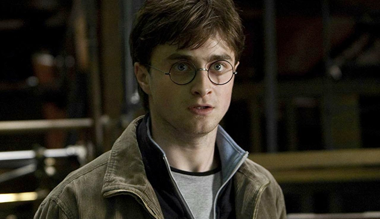 Daniel Radcliffe en 'Harry Potter'