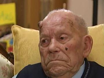 Saturnino cumple 110 años