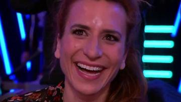 Marta Tomasa en la final de 'Tu cara me suena'