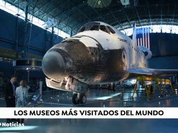 La Institución Smithsonian se consolida como una de las mayores atracciones turísticas del mundo