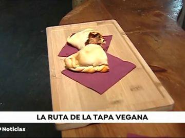Un recorrido por la Feria de la Tapa Vegana a Valencia
